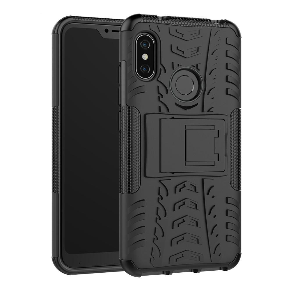 d301e4793162a Cover Shockproof Luxury Armor Back Case For Xiaomi Redmi 6 Pro Fundas Xiaomi  Mi A2 Lite Shells Bags Custom Phone Cases Phone Cases From Liuzhe569