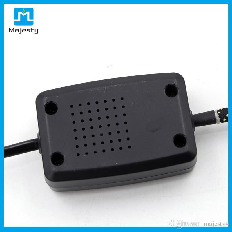 New Universal mini analog enail dnail Electric Nail Kit For Oil Rig With Coil Heater Titanium Nail Temperature 250 - 999 Degrees Fahrenheit