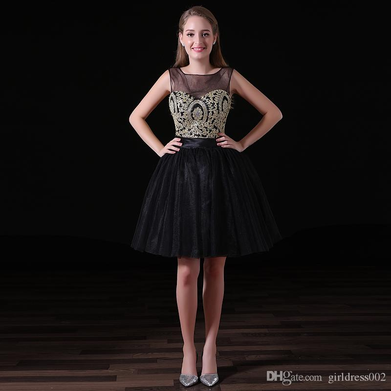 Fast Shipping Lovely Homecoming Dresses 2018 New Style Halter Neck
