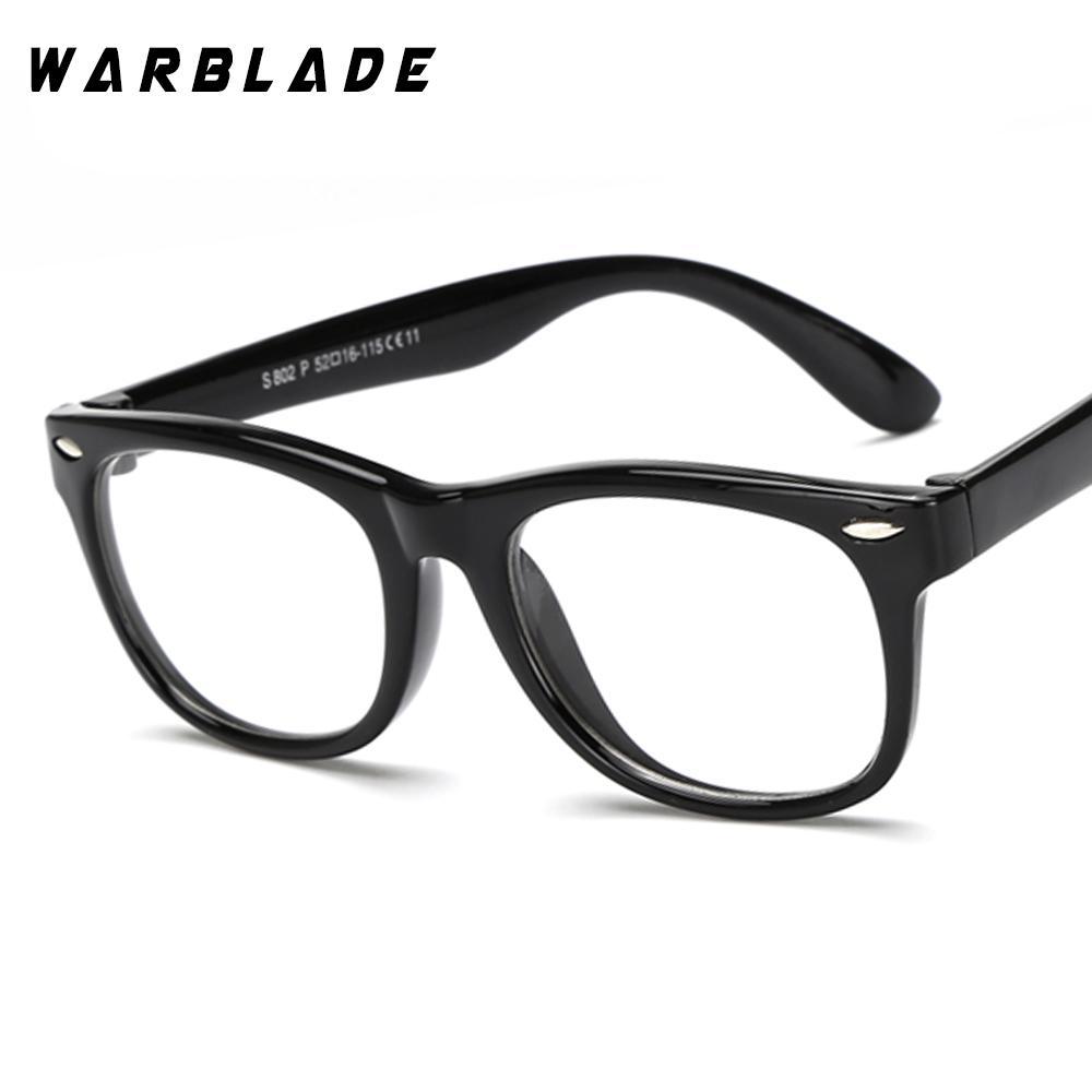 Kids Optical Glasses Frame Child Boy Girl Myopia Prescription ...