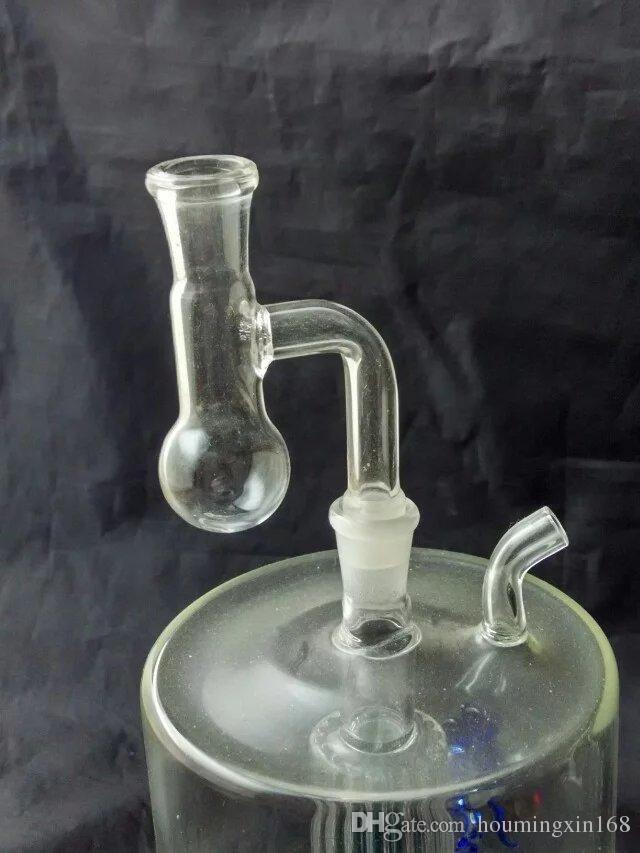 T-рот горшок Оптовая стеклянный кальян, стеклянные водопроводные фитинги, Бесплатная доставка