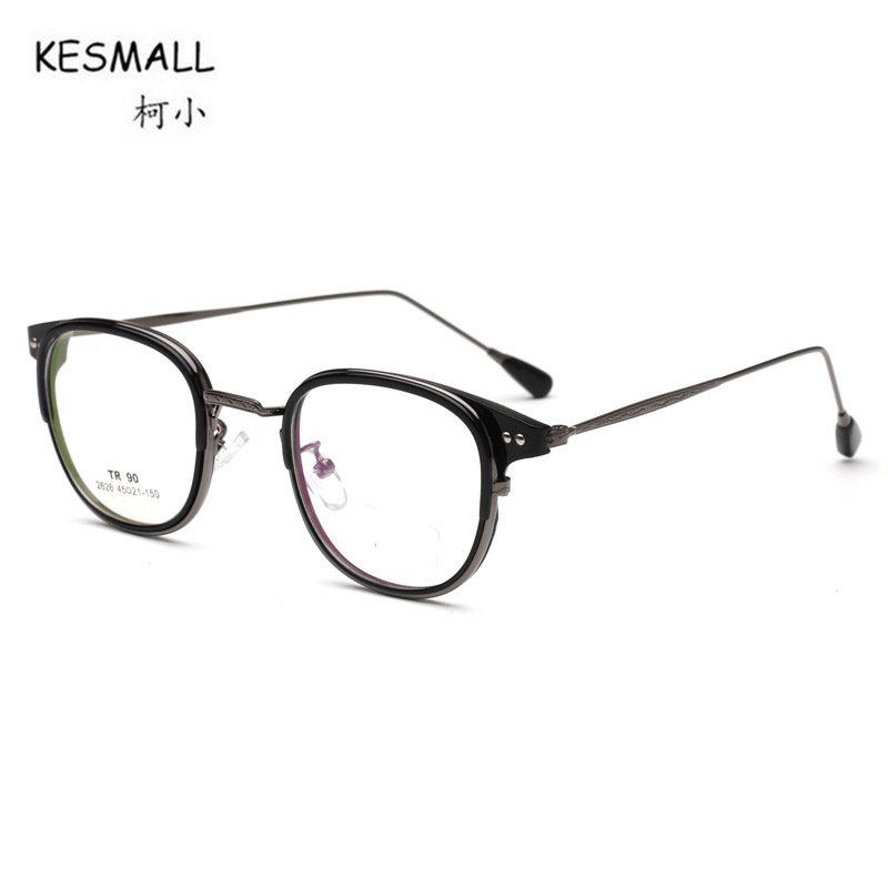 f243db06eb7a Cheap Wholesale Metal Round Optical Frames Best Eyeglasses Titanium Fashion