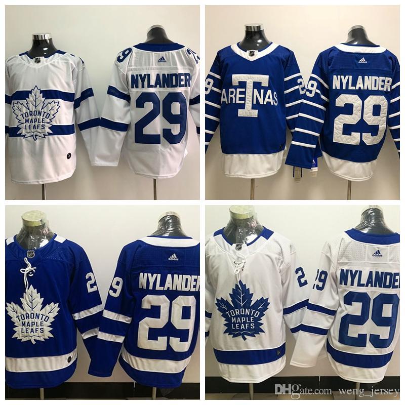 125829fc6 2019 Mens 29 William Nylander Toronto MapleLeafs Hockey Jerseys Stitched  Embroidery MapleLeafs William Nylander Winter Classic Hockey Jersey William  ...