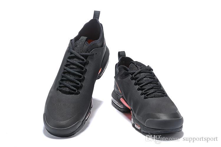 super popular ea0a2 60fa0 Acquista Tn Plus Ultra Mercurial 2019 Scarpe Da Uomo Di Design Running Nero  Arancione Bianco Casual Outdoor Run Trainers Jogging Tn Sneakers Scarpe  Sportive ...