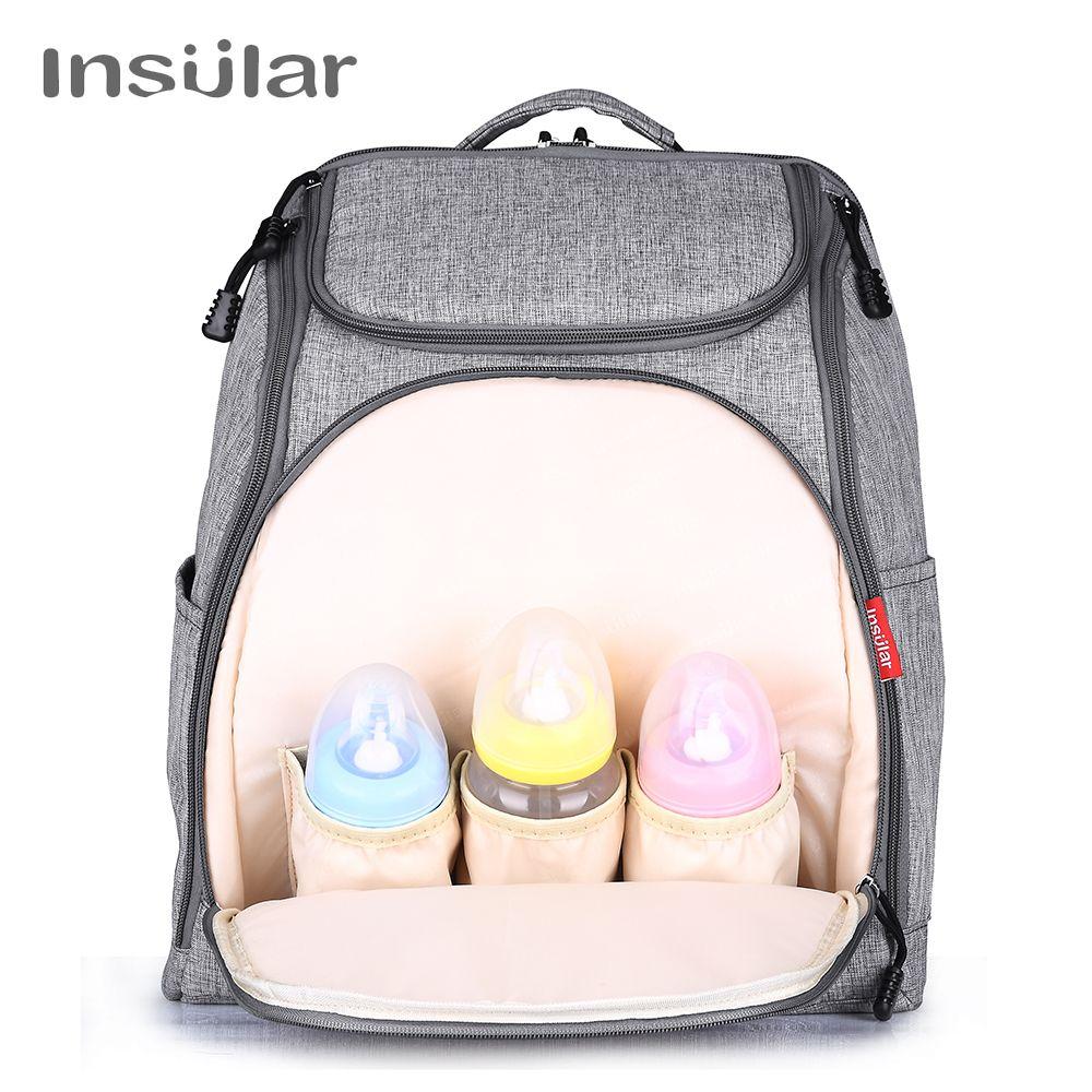 2018 Fashion Multi Function Backpack Diaper Bag Leisure Outdoor Women S  Backpack Bag Baby Stroller Maternity C1062 From Vingner 1567804b8c