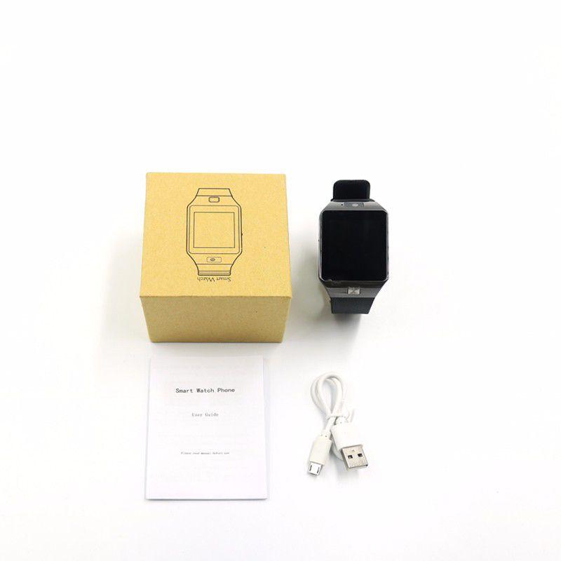 Il cinturino astuto dell'orologio DZ09 guarda lo stato di sonno del telefono cellulare intelligente SIM astuto della vigilanza di Android con il pacchetto al minuto