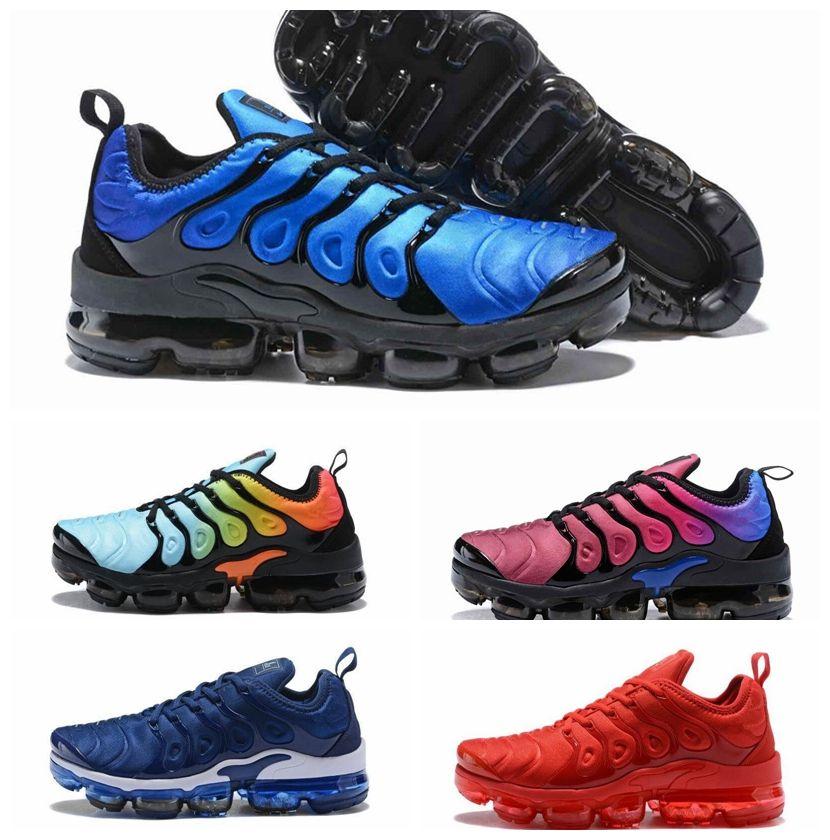 new Vapormax TN Plus Triple Black white Photo Blue Mens women Running Shoes Hiking Jogging Walking Outdoor Shoe sports sneakers sneakernews cheap price XOAMWwh