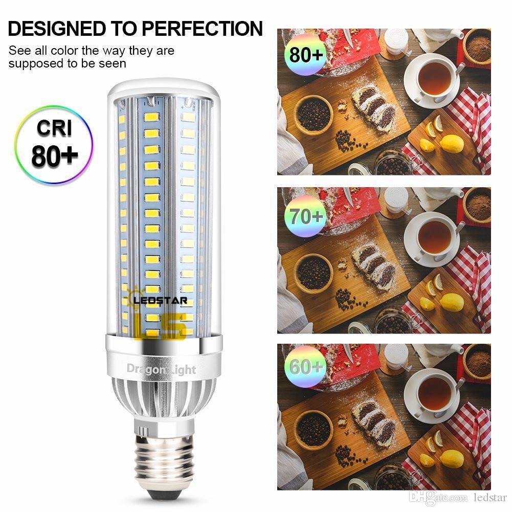 Mogul E39 50W führte geführte Birnen-Lichter der Mais-Licht-Superlumen-E26 360 Grad-360 Grad-Licht für Lager-Beleuchtung
