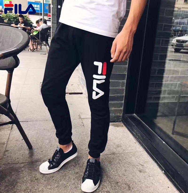 27c651329e4165 Mens Jogger Brand Pants Fashion Casual Joggers Running Men New ...