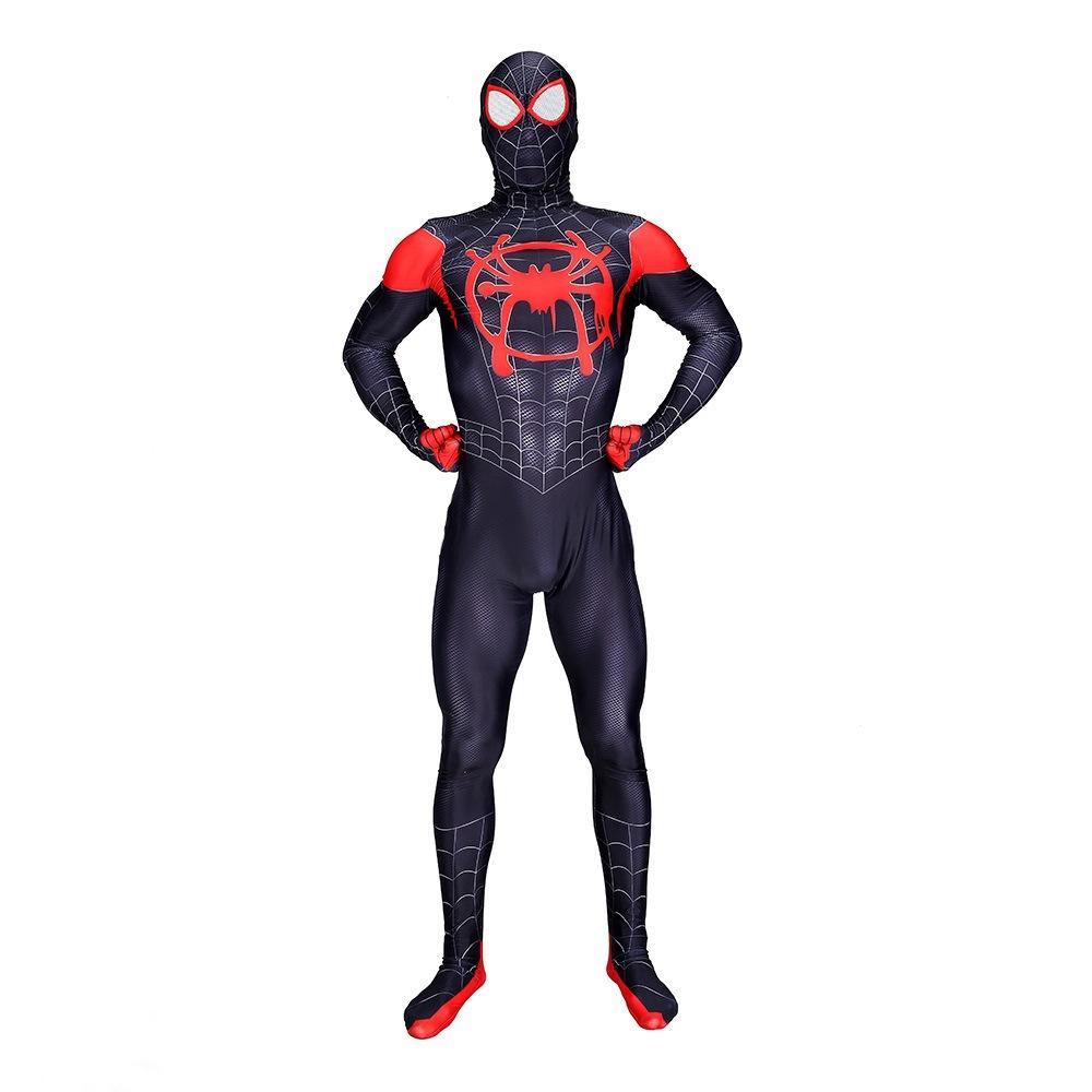Großhandel Schwarze Venom Spiderman Schwarze Schule Partei Cosplay ...