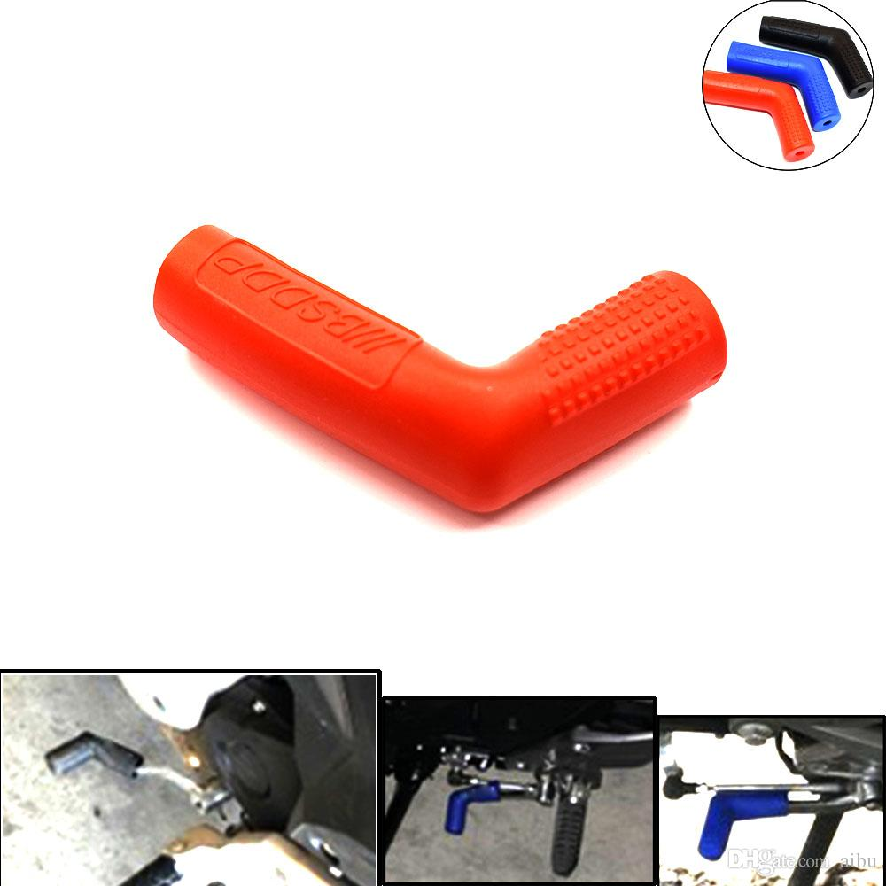 2019 For Universal Motorcycle Gear Shift Lever Rubber Sock Shifters