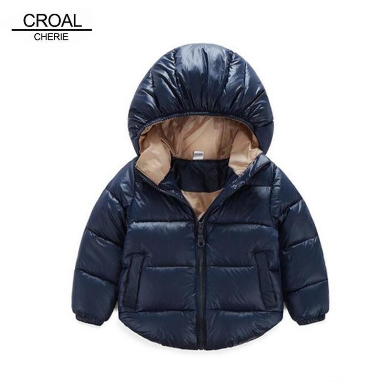 3c3146672396 70 120cm Winter Newborn Baby Snowsuit Cotton Girls Coats And Jackets ...