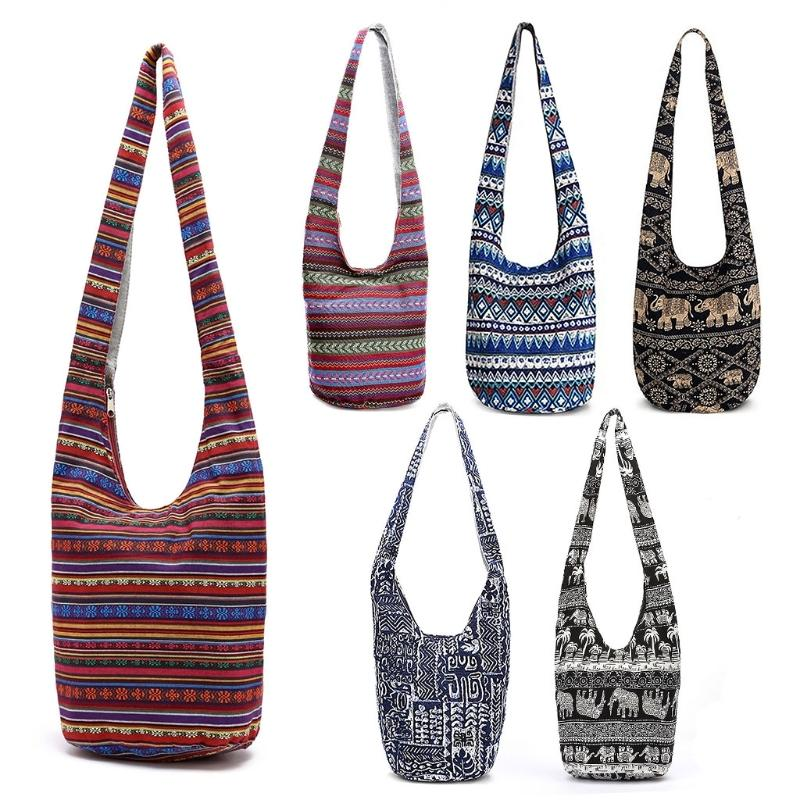 2019 Fashion Women Hippie Shoulder Bags Fringe