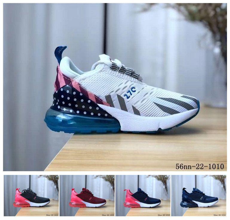 d38e80fbbaa47 Brand Tn Cortez Kpu Running Shoes Children Athletic Shoes Boys Girls Kids  Presto 270 Training Black Red Pink Blue Sports Sneaker Childrens Running  Spikes ...