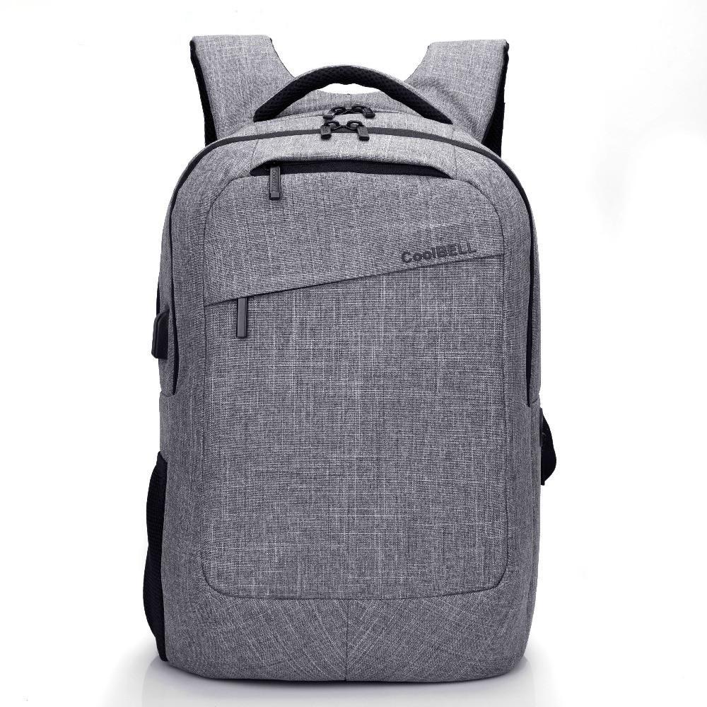 1e4a2fad65b0 SAMI STUDIO 17.3 Inch Laptop Backpack with USB Charging Port Multi ...