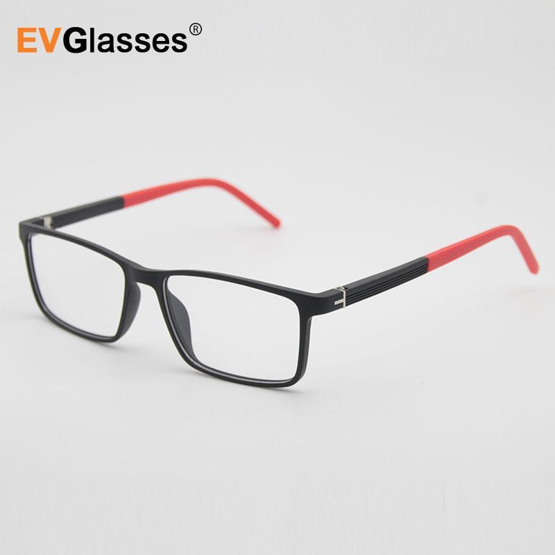 ee4fd150f0e 2019 EVGlasses Children TR90 Optical Eyeglasses Frame Boys Girls Student  Myopia Prescription Eye Glasses Spectacle Frame For Kids From Milknew