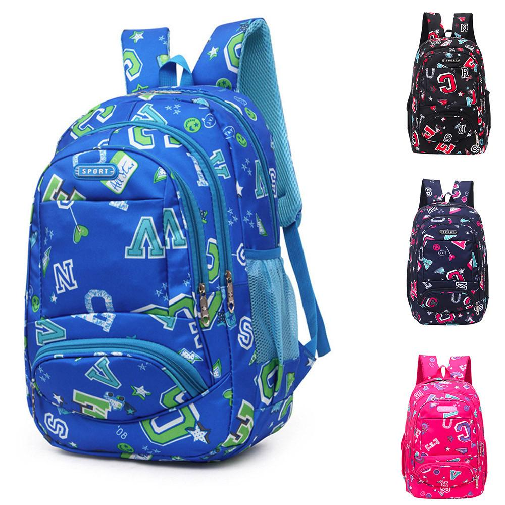 63684cc29451 2018 Kids backpack Primary School Bags For Students Boys Girls Backpacks  Schoolbags Book Bag mochila infantil Mochila
