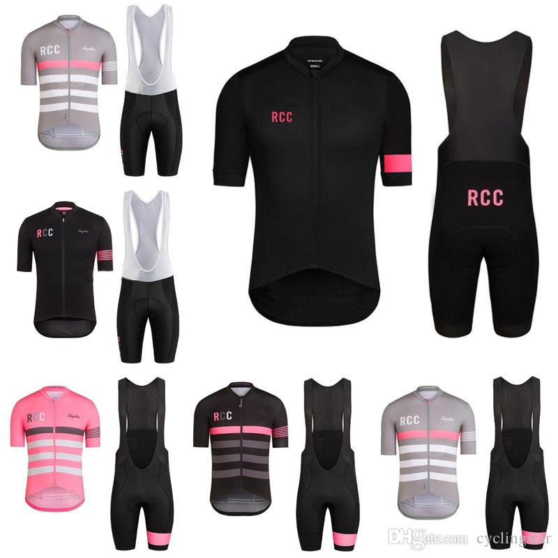 2018 RCC Summer Men Cycling Jersey Set Short Sleeve Road MTB Cycling Wear  Bicycle Clothes Cycling Gear High Quality Bike Sportswear D0301 Custom  Cycling ... f5819071d