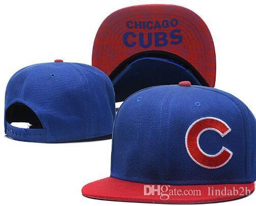 2020 Sport Cubs hat C logo cap Men snapbacks Women Adjustable Cap Hat All  Team Snapback gorras sun casquette Accept mix order