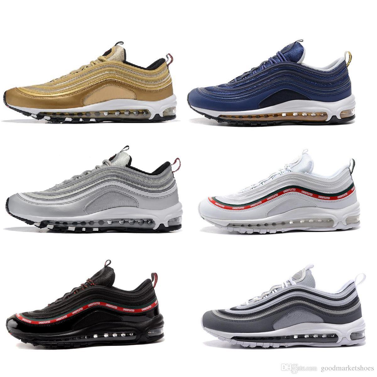 a2cfb9bf5a 2018 Hot Sale New Men Shoes Airs Cushion 97 KPU Plastic Cheap ...