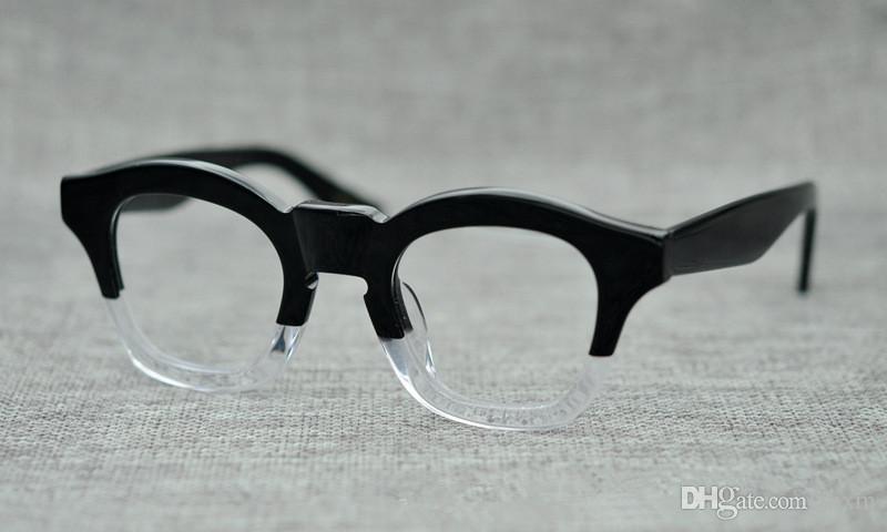 Бренд 2018 бренд дизайн маска очки Джонни Депп очки высшего качества бренд круглые очки рамка со стрелкой заклепки
