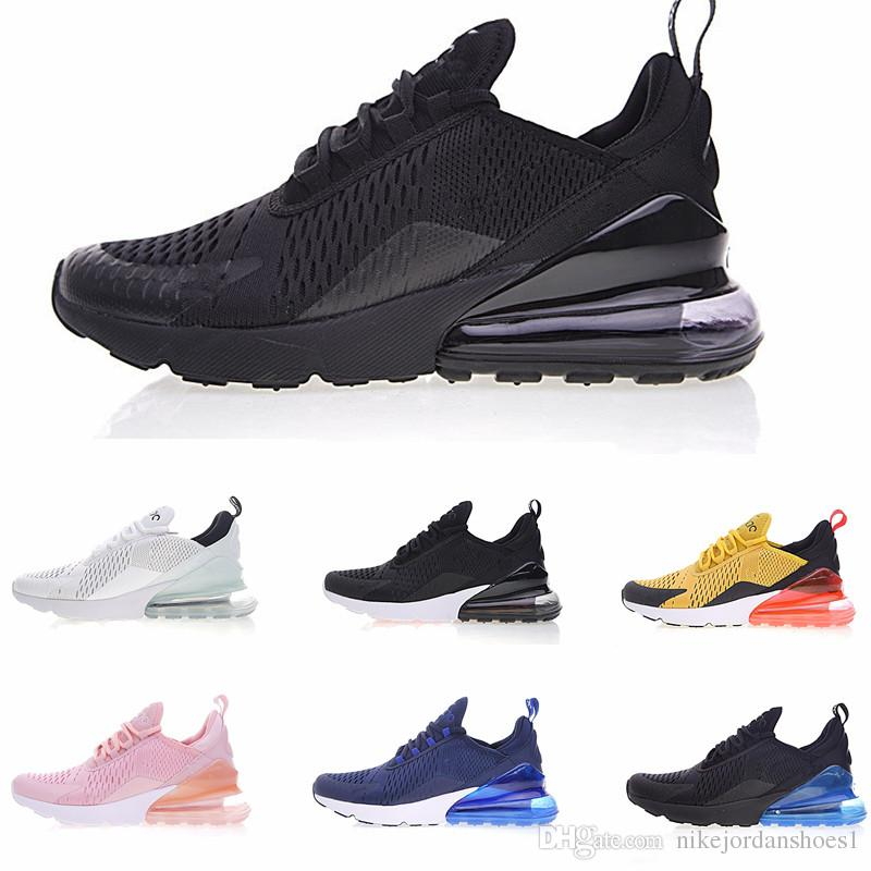 outlet order online High quality 2018 Running Shoes 270 Black White Red Yellow Green 270 27C Men Women Sports Shoes Sneakers Eur 36-45 free shipping nicekicks clearance recommend yau1m
