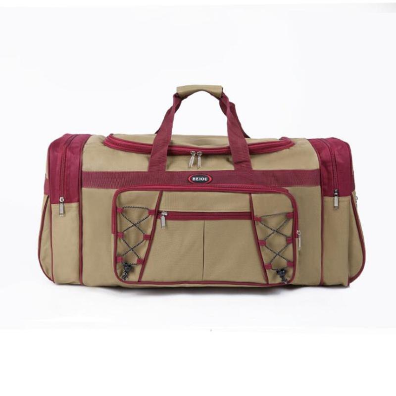 Oversized Man Travel Bags Polyester Weekendtas Fashion Luggage Packing  Cubes Bag Weekender Traveling Duffle Bag Men X084 Kids Rolling Suitcases  Waterproof ... 82ca0f21d08e6