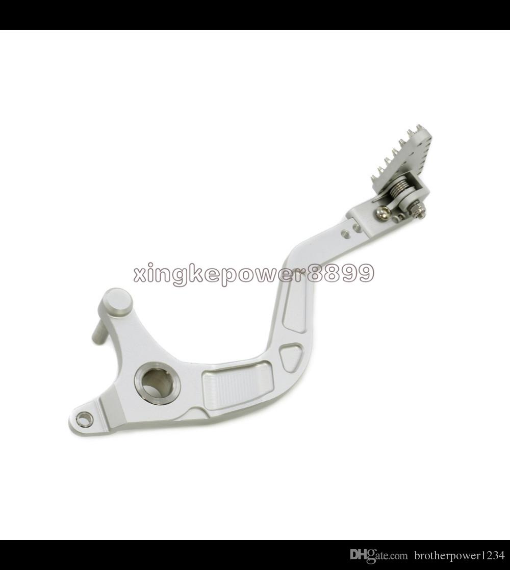 CNC Aluminum Adjustable Folding Rear Foot Brake Lever Pedal For BMW R1200GS 2008-2012 /Adventure 2009-2013