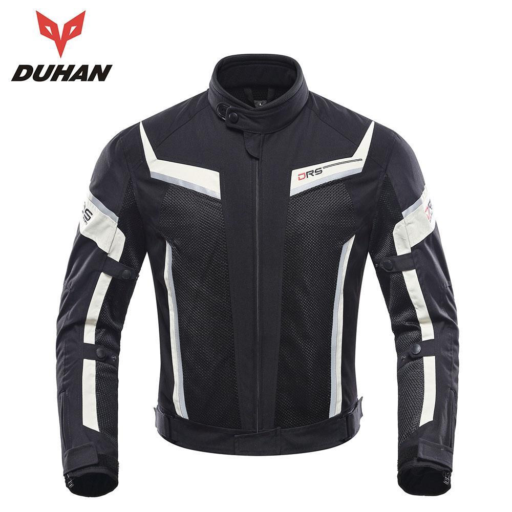 Duhan Pantalones Hombres Motocicleta Compre De Los Chaqueta Moto TaCS8wq