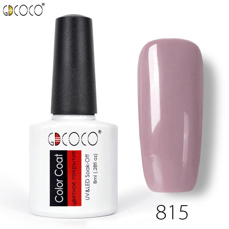 70312 2017 Canni Supply Nail Art Design 8ml Soak Off Enamel Color Uv ...