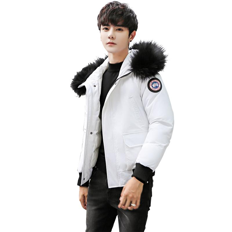 309b7d525d5 2019 Plus Size M 5XL Winter Men Parka Jacket Long Coat Male Thick Cotton  Padded Jacket High Quality Parka Coat Male Fashion Casual Co From  Qingyun1996