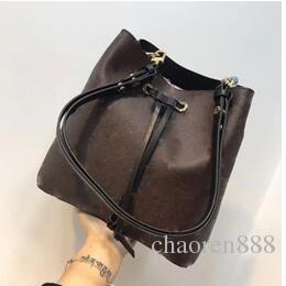 3f940c1456d3 Сумки на плечо NEONOE Noé Коврик из натуральной кожи сумка женщин известных  брендов дизайнерских сумок высокого качества 44021 печать сумочка сумка  кошелек