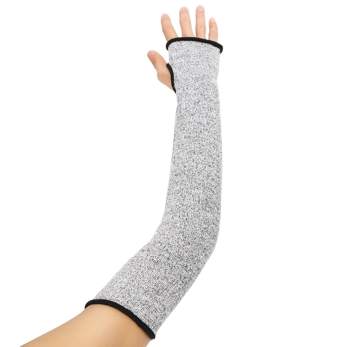 High Quality Outdoor Anti Cut Arm Sleeve Protector Sport Safety Cut ...