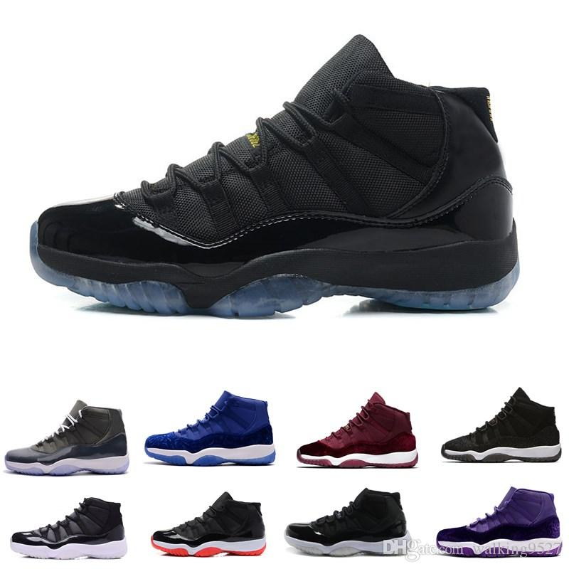 f91fcc85b65 New High Top 11s 11 OVO Citrus 72-10 Space Jams White Olympic Concord Gamma  Blue Varsity Red Navy Gum Men s Basketball Shoes Designer Shoes Shoes  Sneakers ...