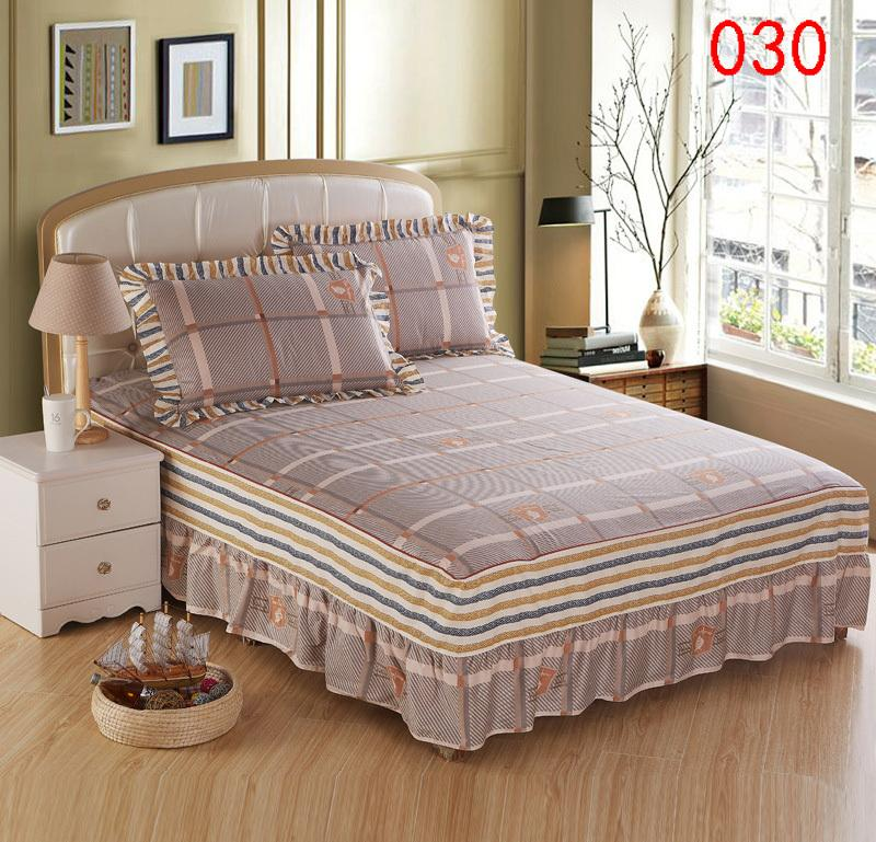 size lace king from duvet satin korean bedspreads wedding skirts bed sets home in white bedding full cotton romantic jacquard love cover item