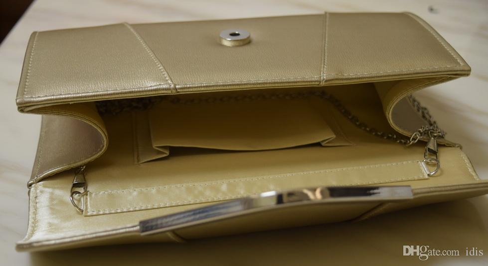 Neue Lederbanketthandtaschen, Prominente, Superkapazitätshandtaschen, Damenschnecken, Abendtaschenhandtaschen