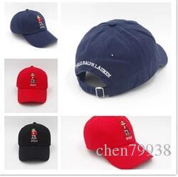 Good Selling Cheap Wholesale Upsoar Hat Red Hat Authentic Polos Bear Dad  Baseball Cap Kanye West TLOP Drake Cap Casquette Bone Snapback Caps Caps  Online ... f0e5e3188b7