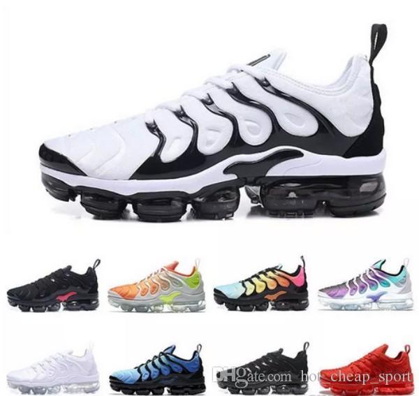 Zebra TN Plus Shoes Men Shoes TRIPLE BLACK Black Red Cool Grey For ... 5d7520f99
