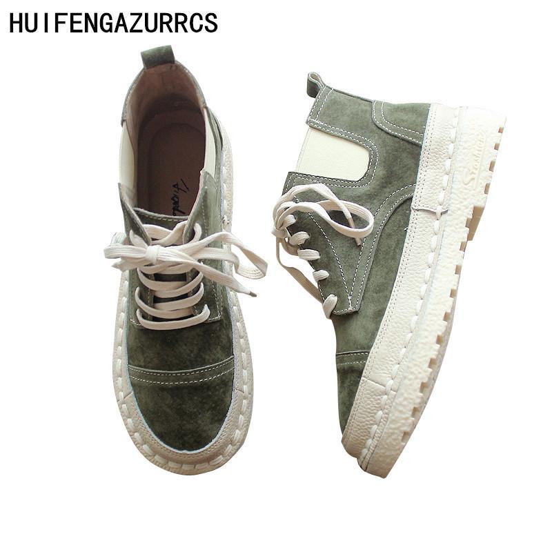c885437749 Compre HUIFENGAZURRCS Zapatos De Mujer