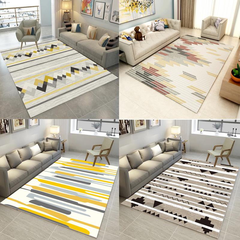 Living Room Floor Door Mats Outdoor Rug Rugs For Kitchen Mat Nordic