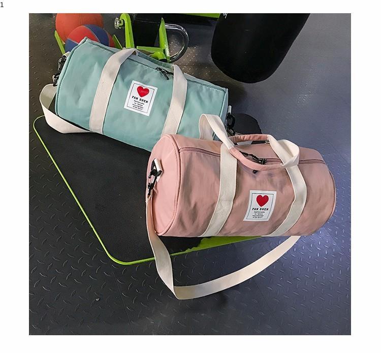 Fashion Women Bags Traveling Duffel Bag Luggage Lady Handbags Travel ... c21c6a0ba4d45