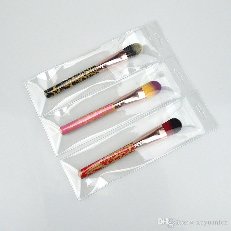 Fond de teint liquide brosses multifonctions professionnel BB crème correcteur poudre cosmétique maquillage outils de brosse
