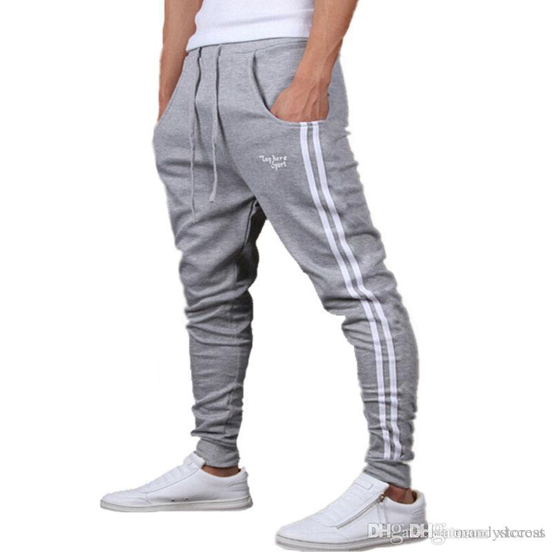 464b74b70 2019 Wholesale 2016 New Fashion Brand Mens Joggers Harem Pants Casual Men  Boys Jogger Pant Male Sweatpants Trousers Plus Size 3XL From Xlccoat, ...
