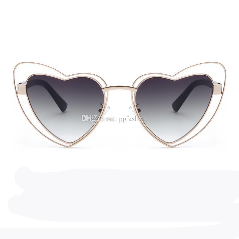 7ec58efe3a Love Heart Sunglasses Women Cat Eye Vintage Christmas Gift Black Pink Red Heart  Shape Sun Glasses For Women Uv400 Tifosi Sunglasses Cheap Eyeglasses Online  ...