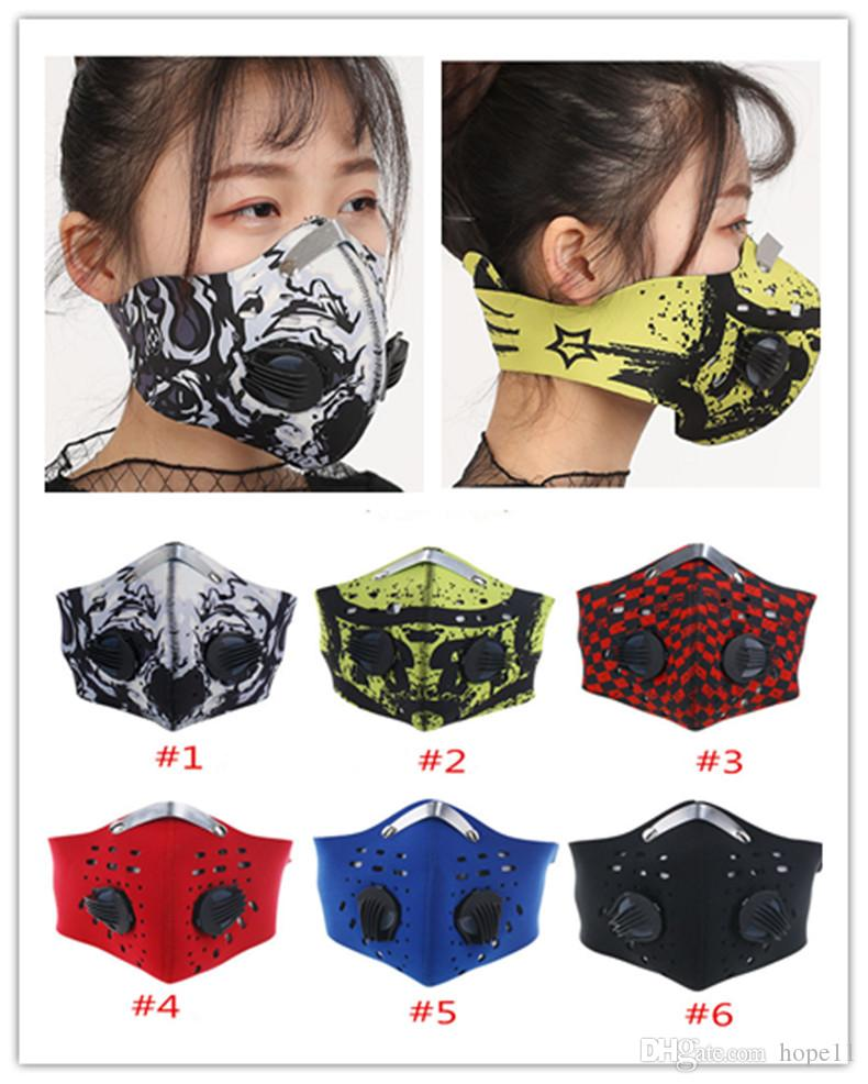 Dhl Shipping Half Face Mask Bike Sports Masks Anti Dust Outdoor
