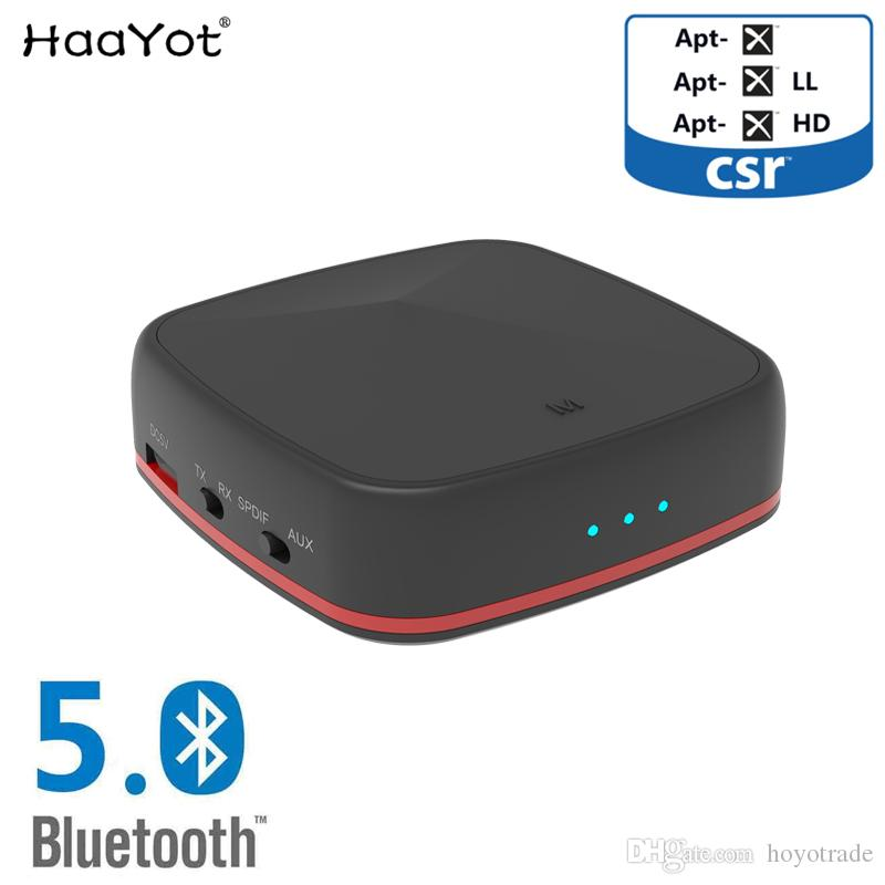 Acheter Haayot Csr8675 Adaptateur Sans Fil Audio Transmetteur