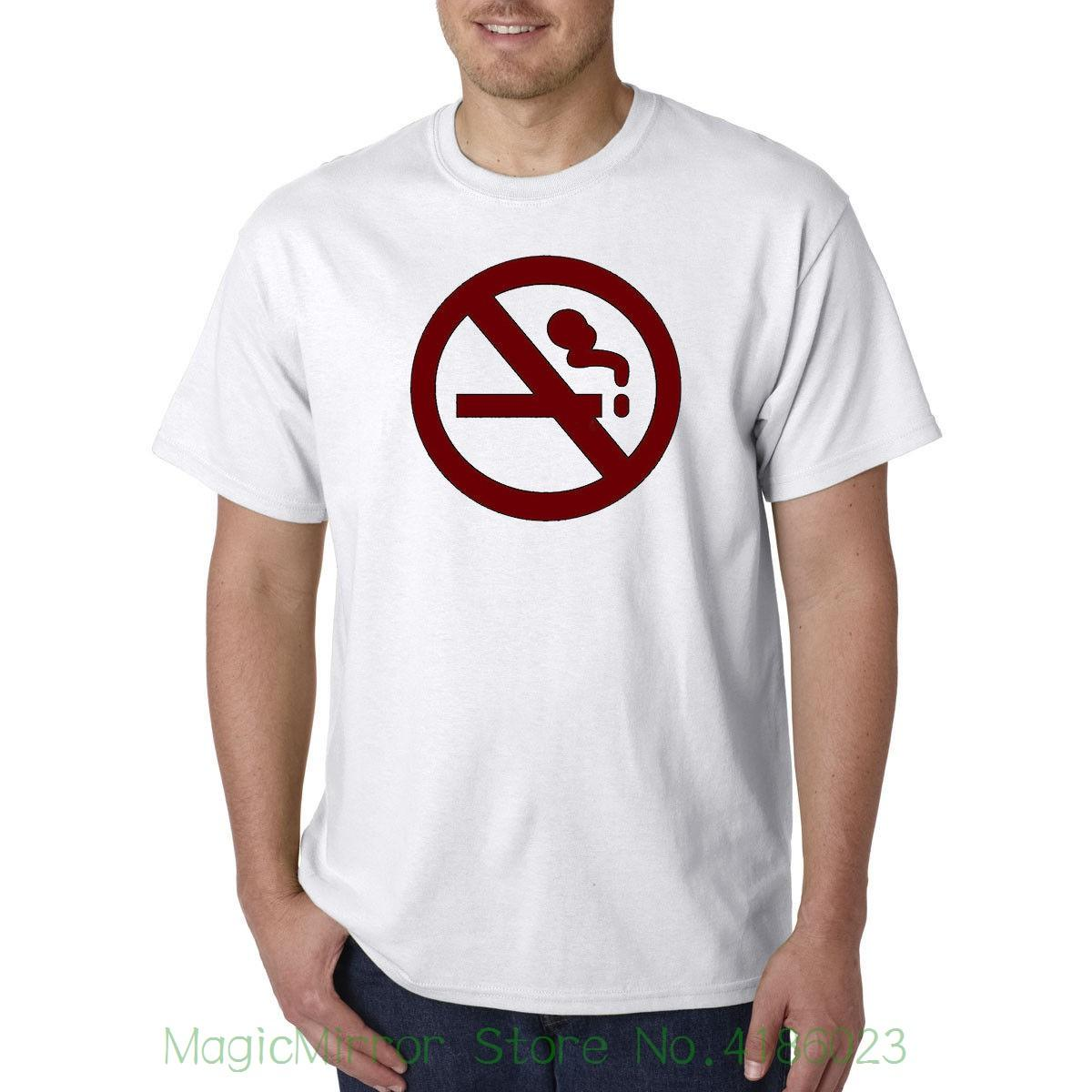 529a8663f27a No Discount Wholesale Ban Cigarette Sticker Nice Awesome T Shirt Best  Birthday Gift Men Summer Short Sleeves Casual Coolest Tees Awesome Tee Shirt  From ...