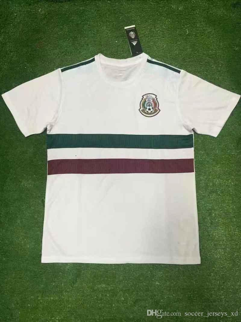 1f48ee9c8 2017 2018 Mexico National Team Adult Men Jersey 17 18 Mexico Home ...