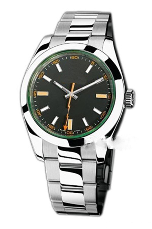 3e4ed4b1b4fc Compre Top Venta Reloj Para Hombre Relojes Automáticos De Alta Calidad Para  Hombres Reloj De Pulsera De Cristal De Zafiro De Acero Inoxidable Cierre ...