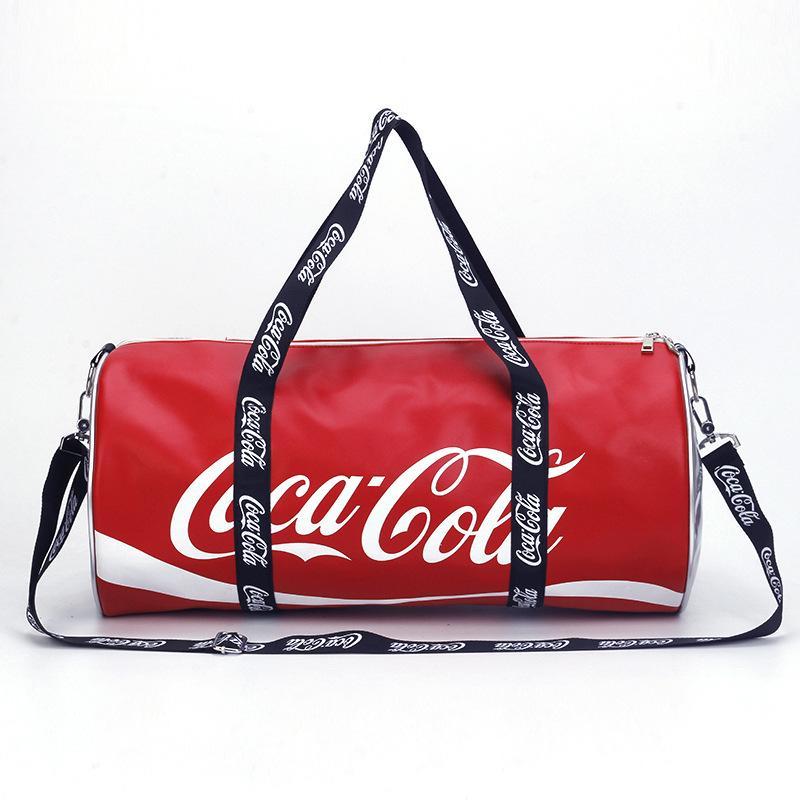 2019 2018 Female Fitness Gym Bag Separate Space For Shoes Nylon Large  Training Handbag Women Yoga Mat Duffel Travel Sac De Sport Bags From  Gqinglang 5fd7671de7e2e